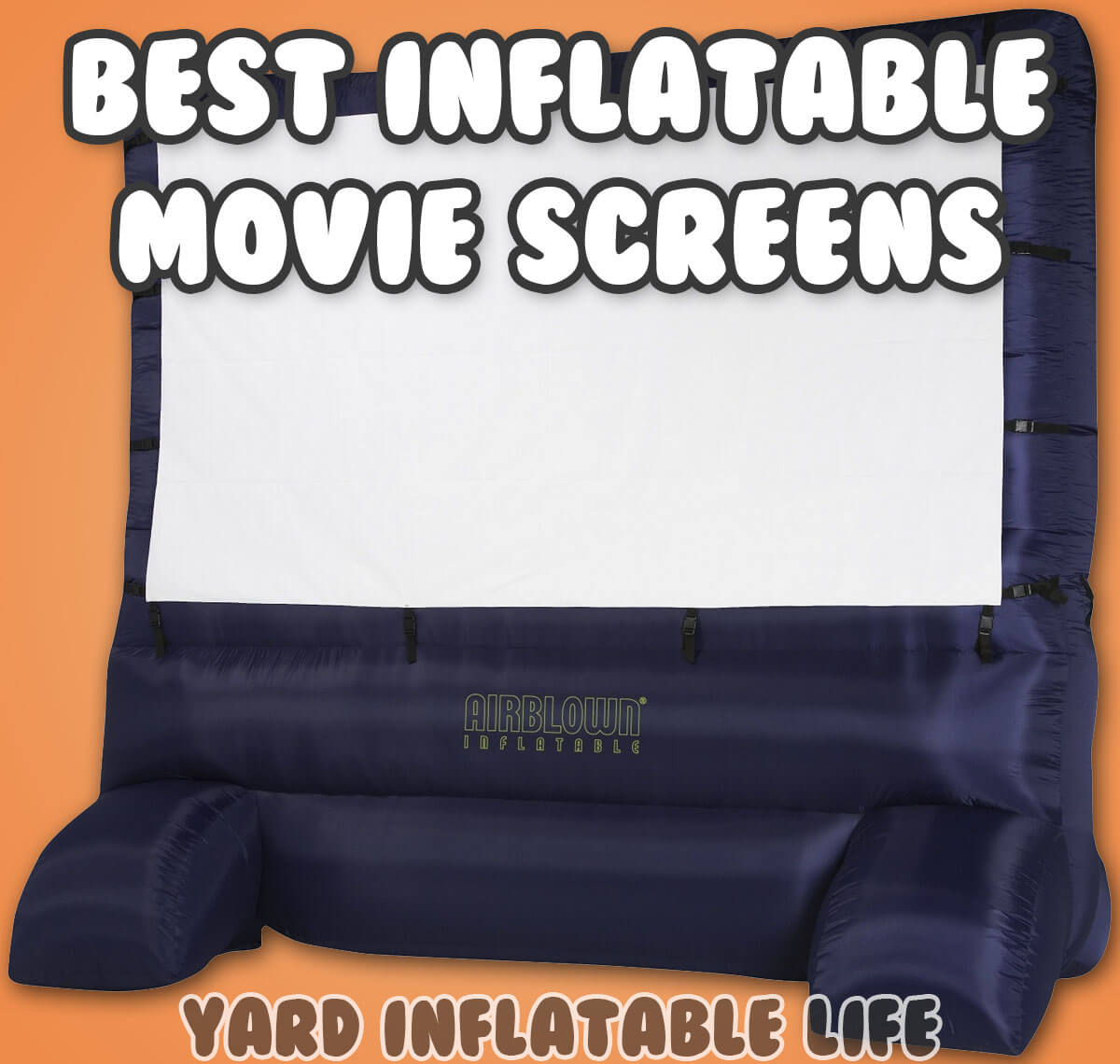 best inflatable outdoor movie screens
