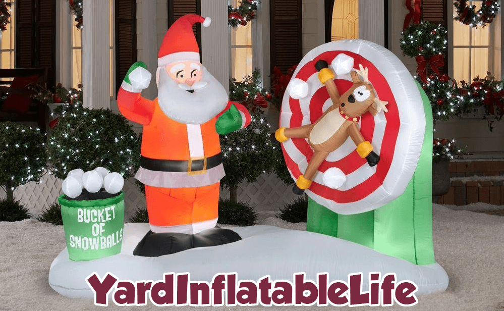 Yard Inflatable Life header