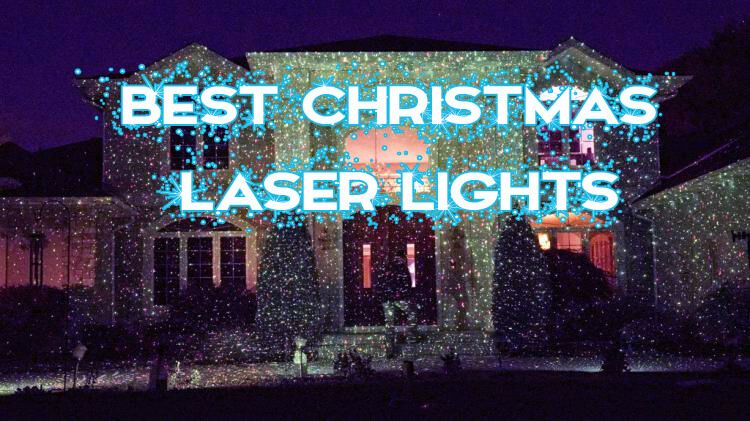 best christmas laser lights