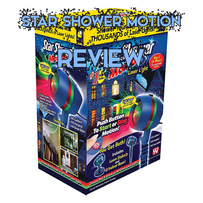 star shower motion review